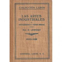 HISTORIA DE LAS ARTES INDUSTRIALES I: Antigüedad y Edad Media