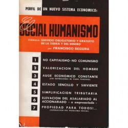 EL SOCIAL HUMANISMO