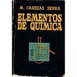 ELEMENTOS DE QUIMICA, Con Problemas y Experiencias De Laboratorio
