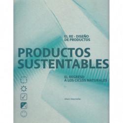 EL Re-Diseño de Productos PRODUCTOS SUSTENTABLES El Regreso a los Ciclos Naturales