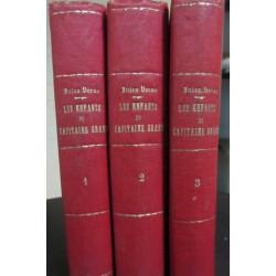 LES ENFANTS DU CAPITAINE GRANT Vol. 1, 2 y 3