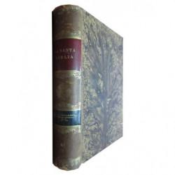 LA SANTA BIBLIA Vol. 3 y 4  Antiguo Testamento