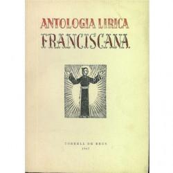 ANTOLOGIA LIRICA FRANCISCANA