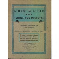 LIBRO MILITAR PARA TODOS LOS RECLUTAS