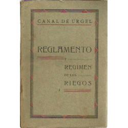 REGLAMENTO Y REGUIMEN DE LOS RIESGOS