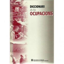 DICCIONARI DE LES OCUPACIONS