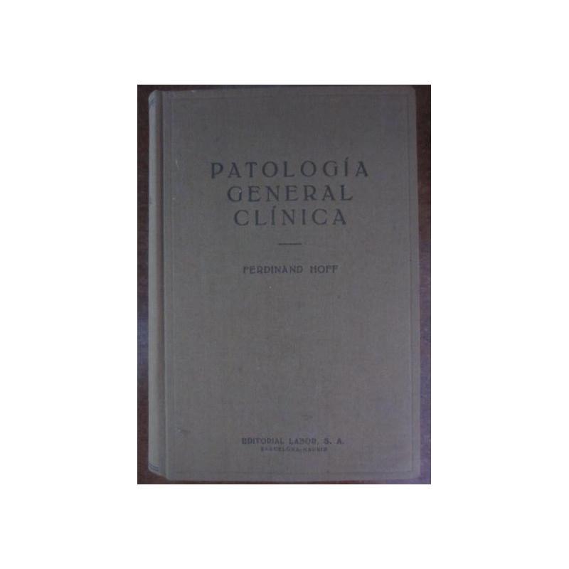 PATOLOGIA GENERAL CLINICA