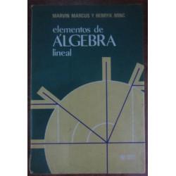 ELEMENTOS DE ALGEBRA LINEAL