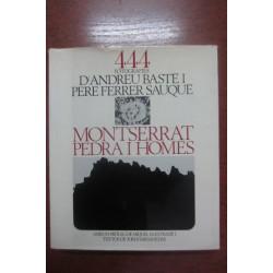 MONTSERRAT PEDRA I HOMES Amb Un Proleg Miquel M. Estrade I Textos De Jordi Sardanedas
