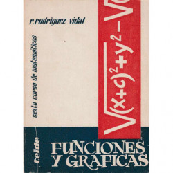 FUNCIONES Y GRAFICAS sexto curso de matematicas