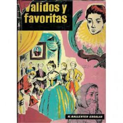 VALIDOS Y FAVORITAS