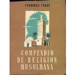 COMPENDIO DE RELIGION MUSULMANA