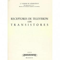 RECEPTORES DE TELEVISION CON TRANSISTORES