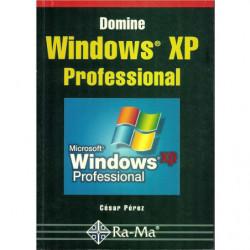 DOMINE MICROSOFT WINDOWS XP professional