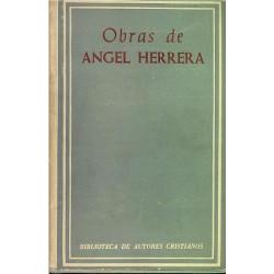 OBRAS SELECTAS DE MONS. ANGEL HERRERA ORIA