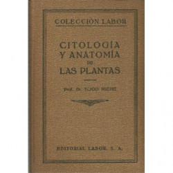 CITOLOGÍA Y ANATOMÍA DE LAS PLANTAS Colección Labor