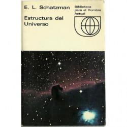 ESTRUCTURA DEL UNIVERSO, Biblioteca para el hombre actual