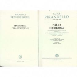PIRANDELLO OBRAS ESCOGIDAS