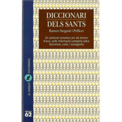 DICCIONARI DELS SANTS