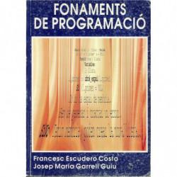 FONAMENTS DE PROGRAMACIÓ