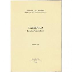 LAMBARD. Estudis d'art medieval. Volum X - 1997