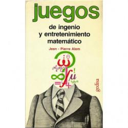 JUEGOS DE INGENIO Y ENTRETENIMIENTO MATEMÁTICO