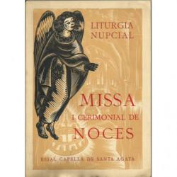 Liturgia Nupcial MISSA I CEREMONIAL DE NOCES