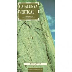 CATALUNYA VETICAL 136 itineraris d'escalada en roca