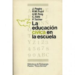 LA EDUCACIÓN CÍVICA EN LA ESCUELA Recursos para maestros