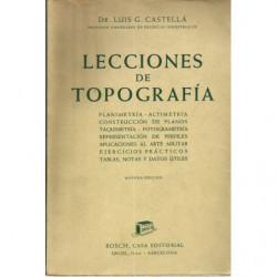 LECCIONES DE TOPOGRAFIA