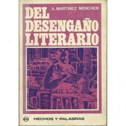 EL DESENGAÑO LITERARIO