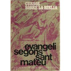 EVANGELI SEGONS SANT MATEU