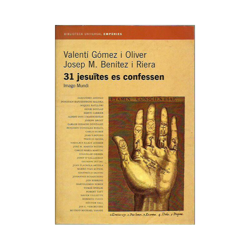 31 JESÜITES ES CONFESSEN Imago Mundi