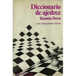 DICCIONARIO DE AJEDREZ Con el reglamento oficial