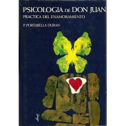 PSICOLOGÍA DE DON JUAN Practica del Enamoramiento