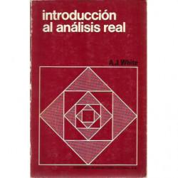 INTRODUCCIÓN AL ANÁLISIS REAL