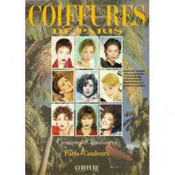 -COIFFURES DE PARIS- Créations et Tendances