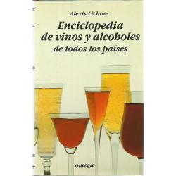 ENCICLOPEDIA DE VINOS Y ALCOHOLES DE TODOS LOS PAÍSES