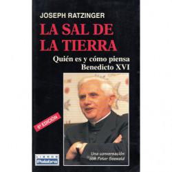 LA SAL DE LA TIERRA Quién es y como piensa Benedicto XVI - Cristianismo e Iglesia Católica ante el nuevo milenio