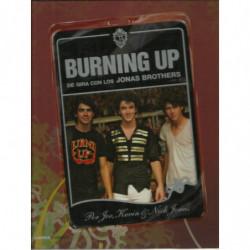 BURNING UP De gira con los Jonas Brothers