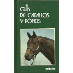 GUIA DE CABALLOS Y PÓNEIS