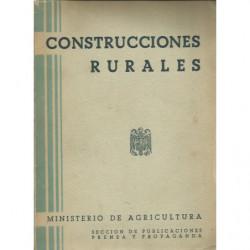 CONTRUCCIONES RURALES