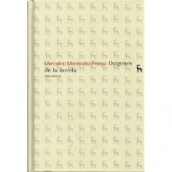 ORÍGENES DE LA NOVELA Volumen II