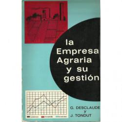 LA EMPRESA AGRARIA Y SU GESTIÓN