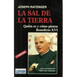 LA SAL DE LA TIERRA Quién es y cómo piensa Benedicto XVI