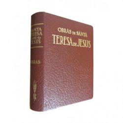 OBRAS DE SANTA TERESA DE JESÚS
