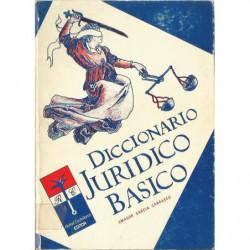 DICCIONARIO JURÍDICO BÁSICO y Constitución Wspañola