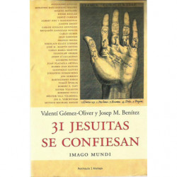 31 JESUITAS SE CONFIESAN