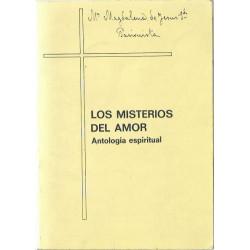 LOS MISTERIOS DEL AMOR Antología Espiritual