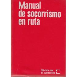 MANUAL DE SOCORRISMO EN RUTA